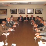 NEW MDA COMMITTEE IN FIRST MEETING