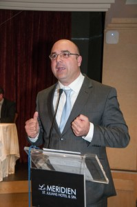 MDA President Sandro Chetcuti reconfirmed at 2015 AGM