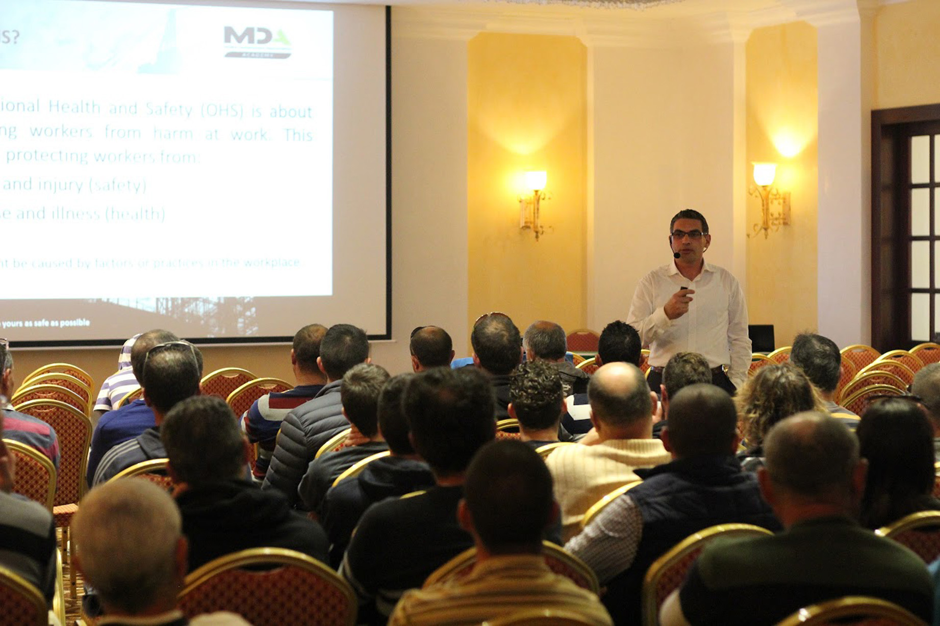 MDA Skill Card training Gozo_Mar17