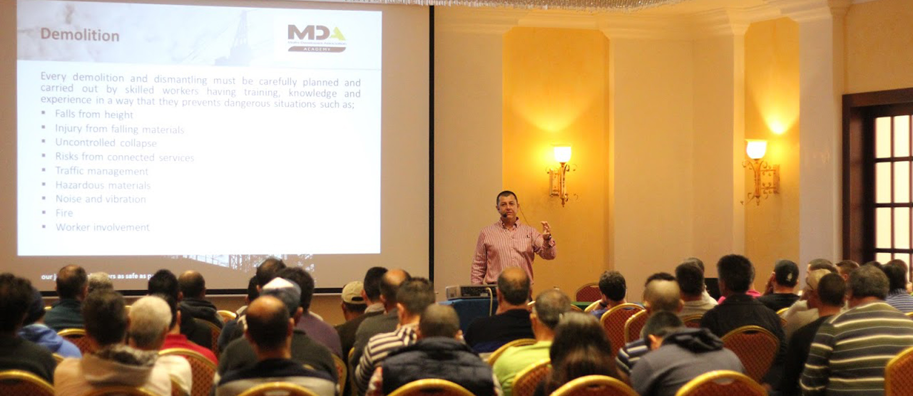 MDA Skill Card training_Gozo_Mar17